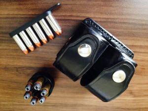 K frame ammo comparison